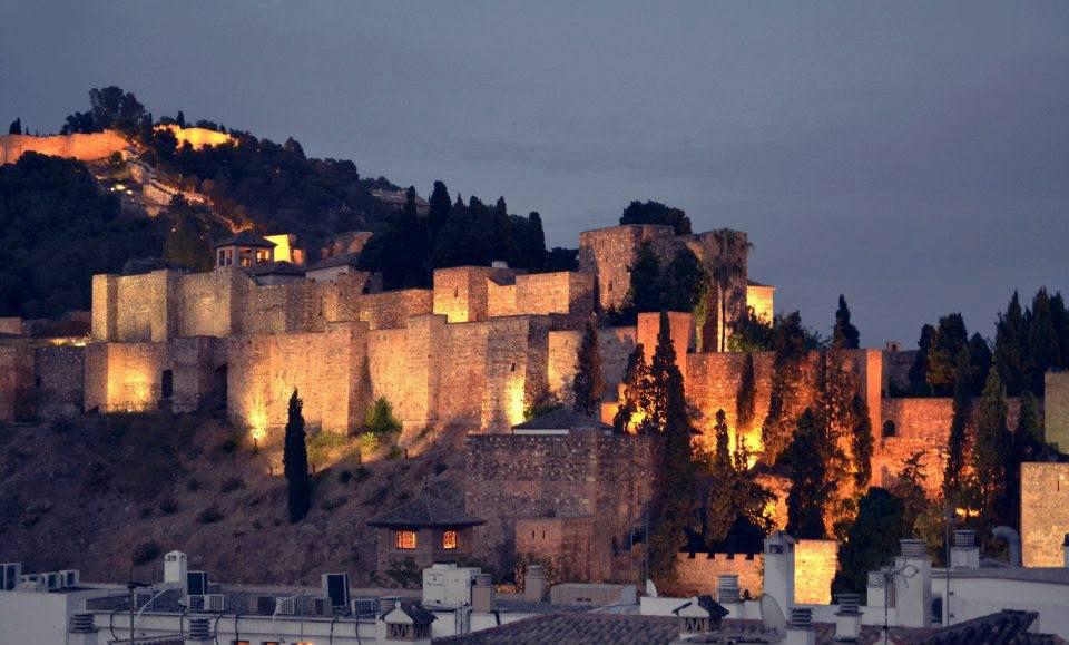 geschiedenis van Malaga