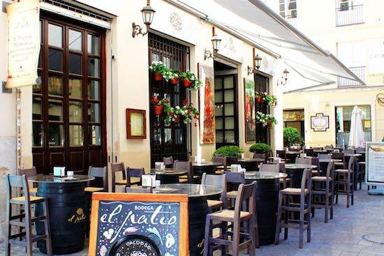 Eten en drinken. Restaurants Malaga in deze reisgids.