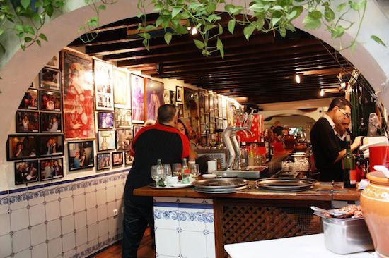 Eten drinken restaurants Malaga