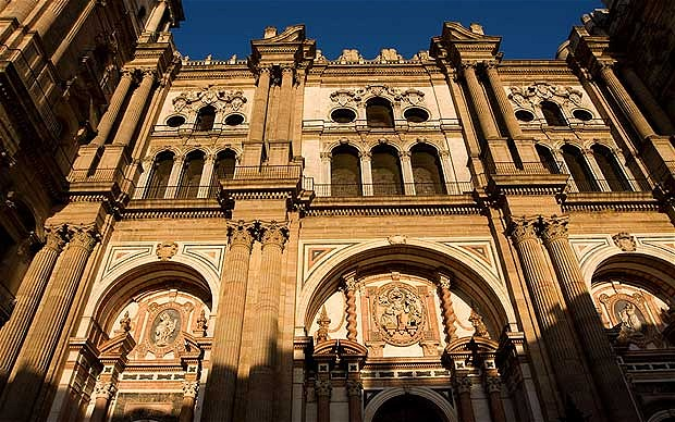 Kathedraal Malaga