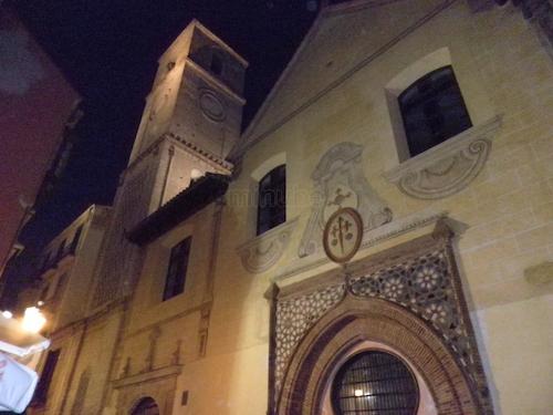 kerk-malaga-iglesia-santiago