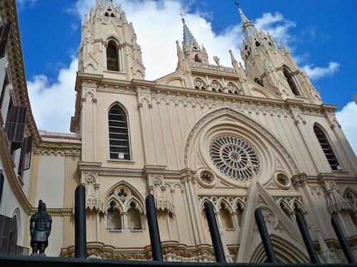 kerken-malaga-iglesia-Sagrado-Corazon