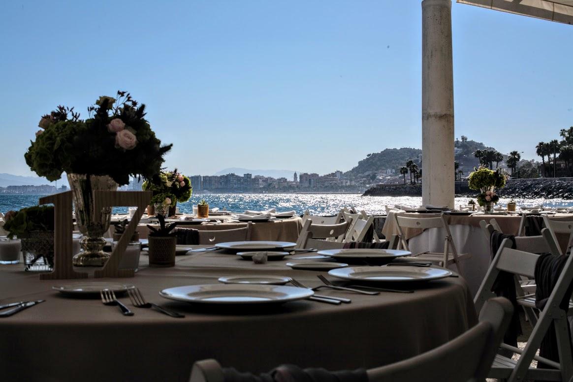 Banos del Carmen restaurant Malaga