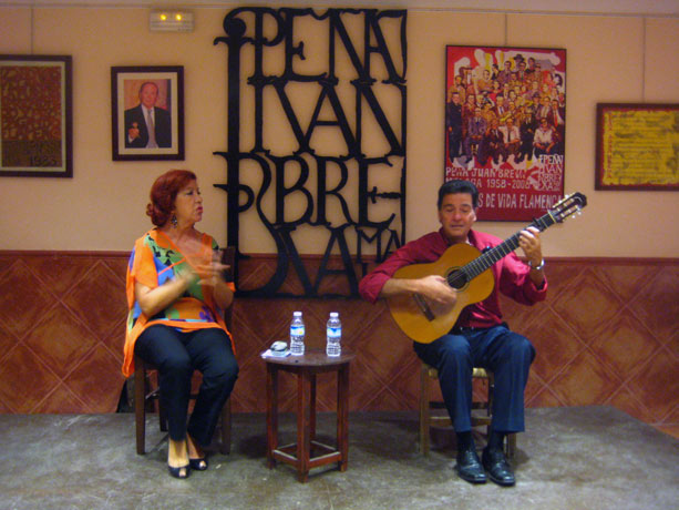 Flamenco museum Malaga