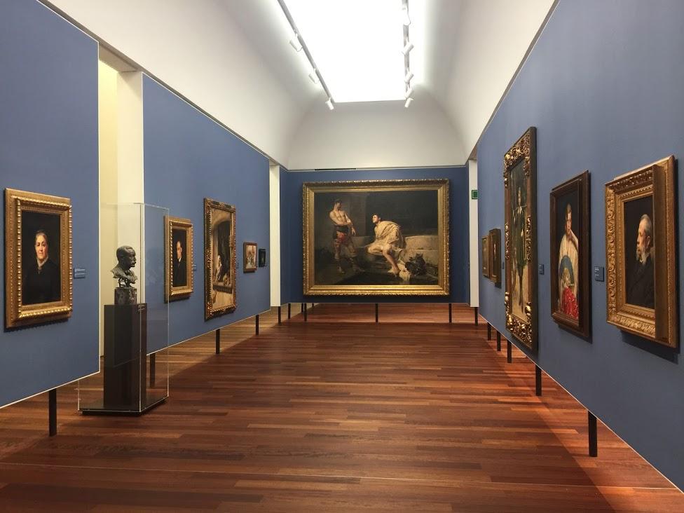 Museum Aduana Malaga. Schone kunsten en Archeologisch museum