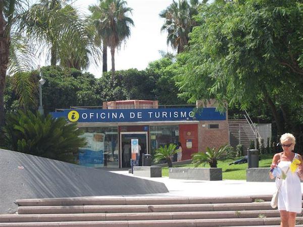 Toeristen informatiecentrum Malaga