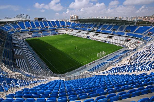 Voetbalstadion Malaga