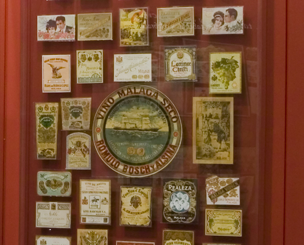 Wijnmuseum Malaga