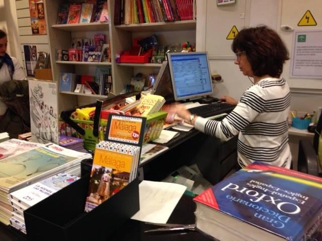 Reisgids Malaga in boekhandel