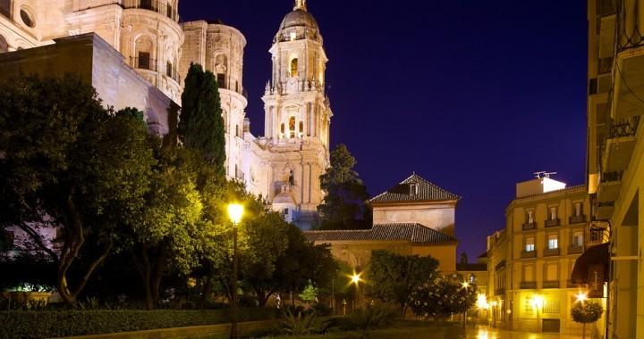 Malaga stadswandeling