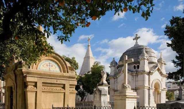 Begraafplaats San Miguel in Malaga