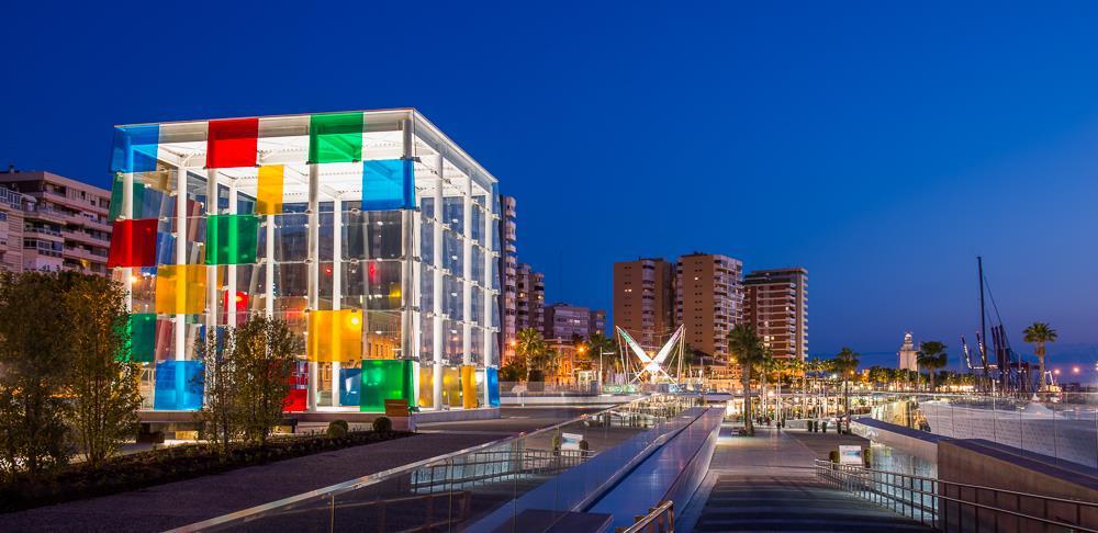 Museum Centre Pompidou Malaga
