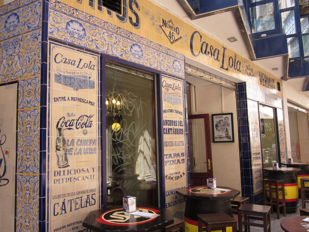 Tapasbars in Malaga