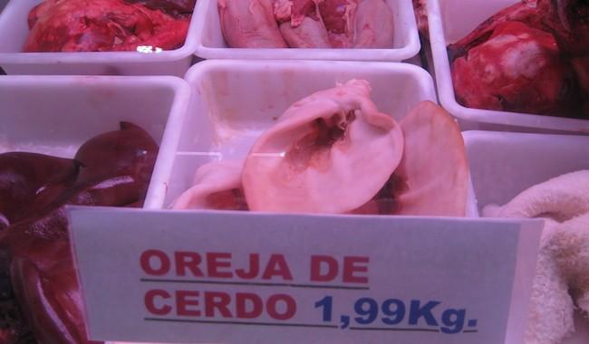 Markt Atarazanas in Malaga
