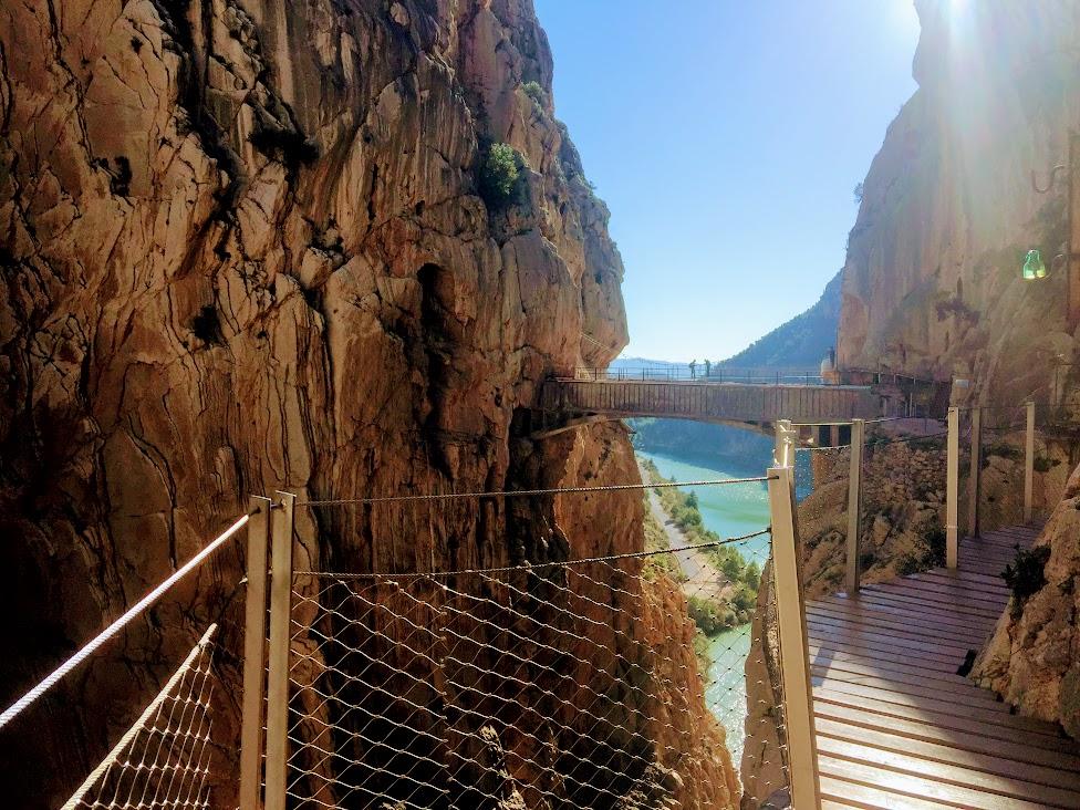 excursie tour Caminito del Rey met Sunshine Tours