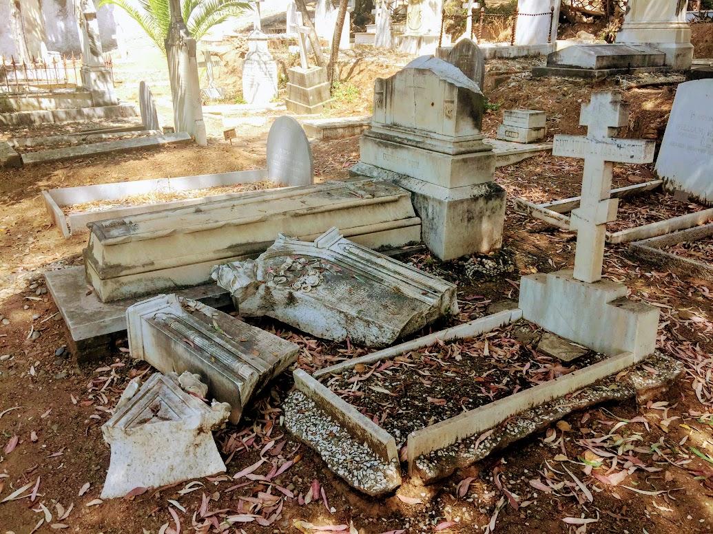 Engelse begraafplaats malaga.